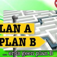 Q anon er is geen plan B