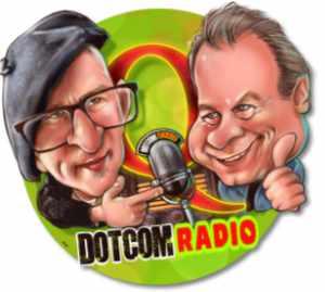 dotcom radio team Mike Donkers Henk Mutsaers